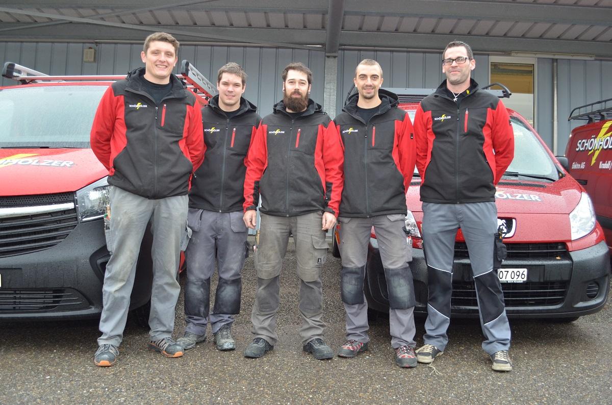 Team Elektro Schönholzer AG